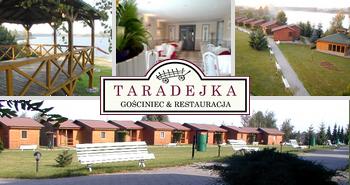 Urlaub in Polen Gasthaus Taradejka